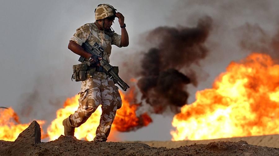 Американец в Ираке