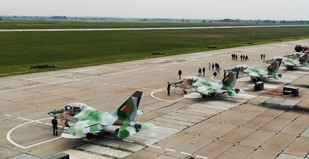 Белорусские Як-130