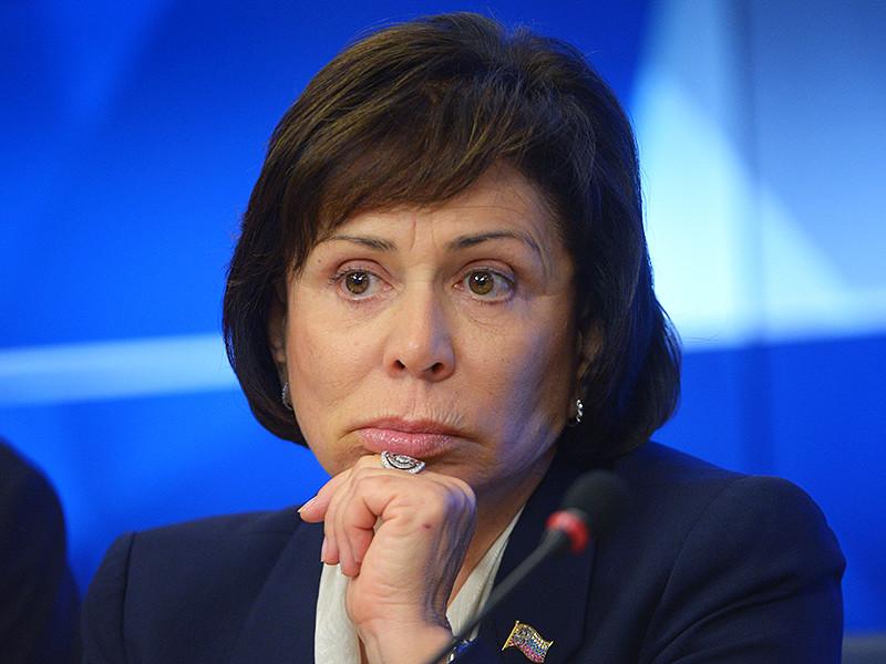 Депутат Роднина