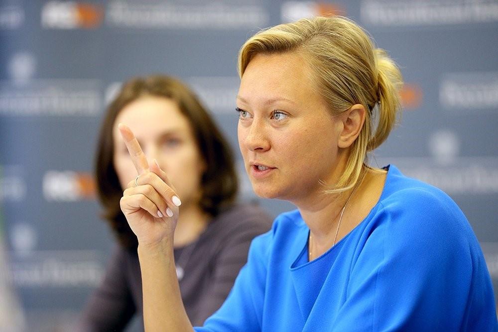 Ольга Забралова, министр образования Москвы