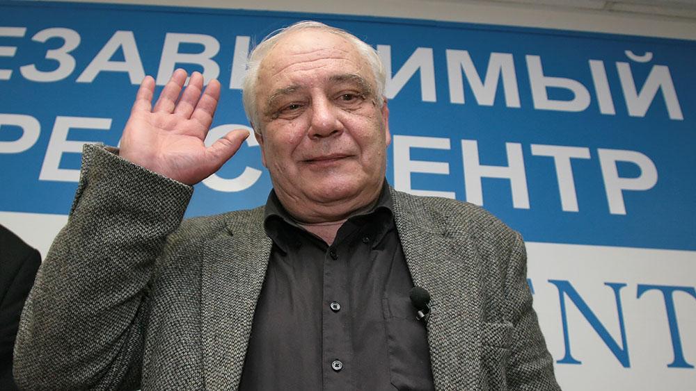 Писатель Буковский