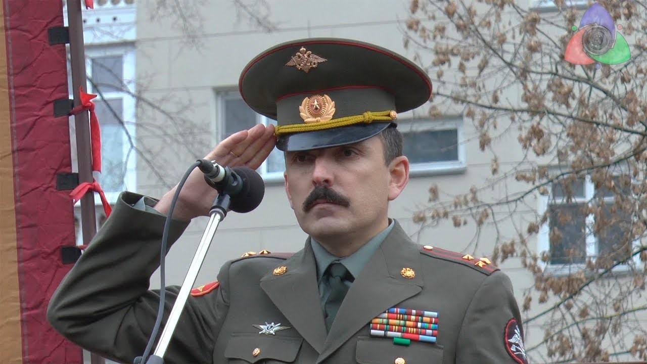 Полковник Шендаков