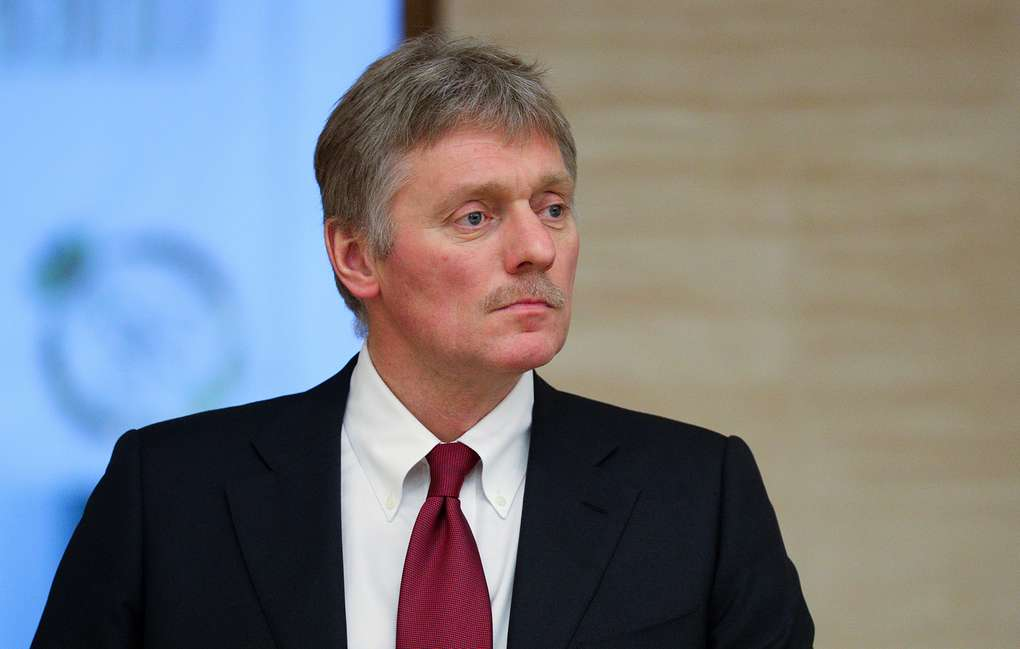 Пресс-секретарь РФ Песков