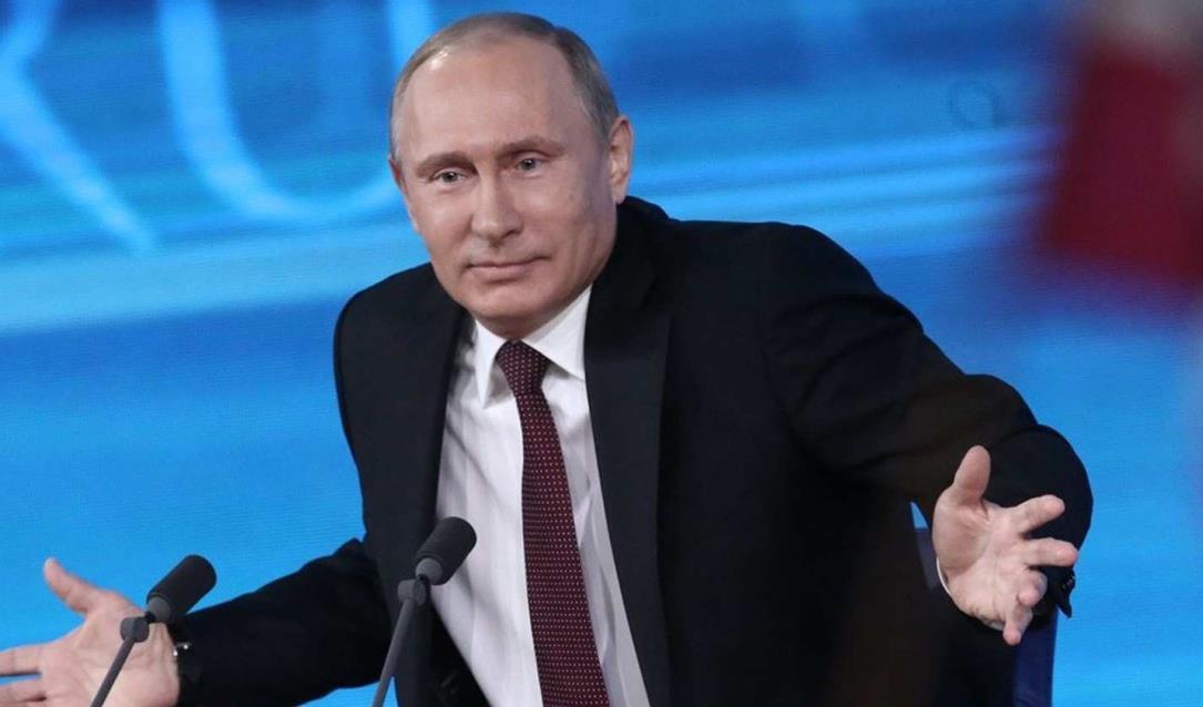 Путин, президент России