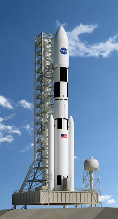 Ракета NASA