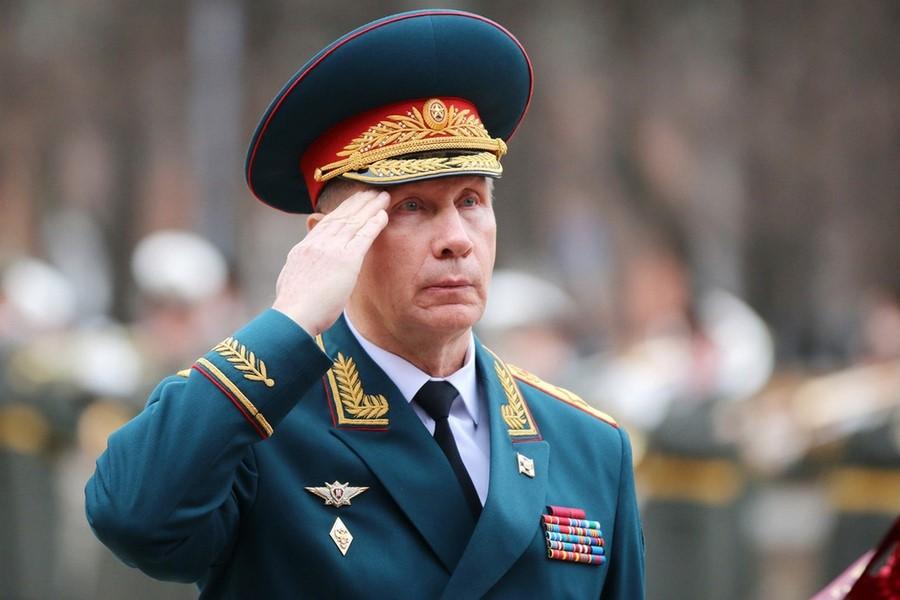 Виктор Золотов, глава Росгвардии