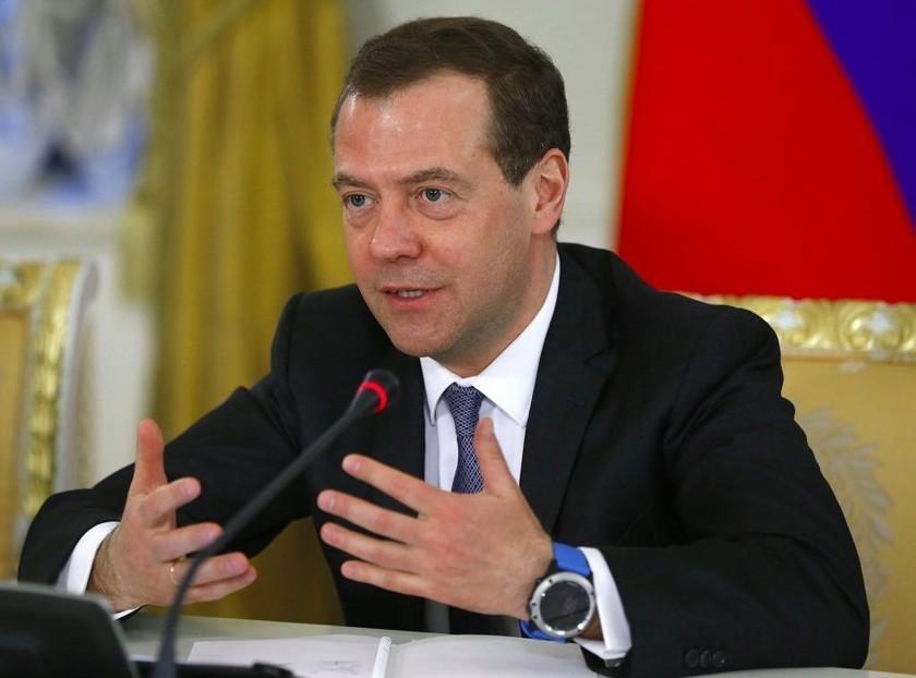 Выступление Медведева