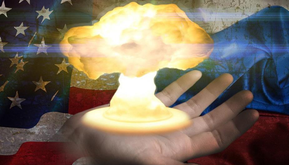 Ядерная война США и РФ