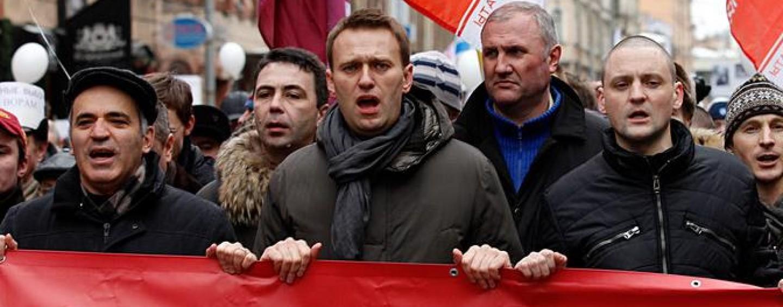 оппозиция россия в лицах идет