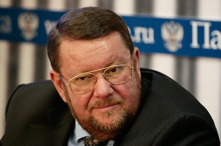 Сатановский: Гроссмейстер геополитики  вновь загнал Запад в тупик