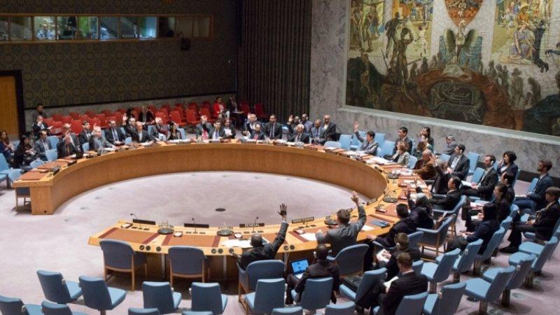 Слушания в ООН по вопросу санкций