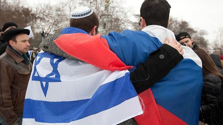 Россия VS Израиль