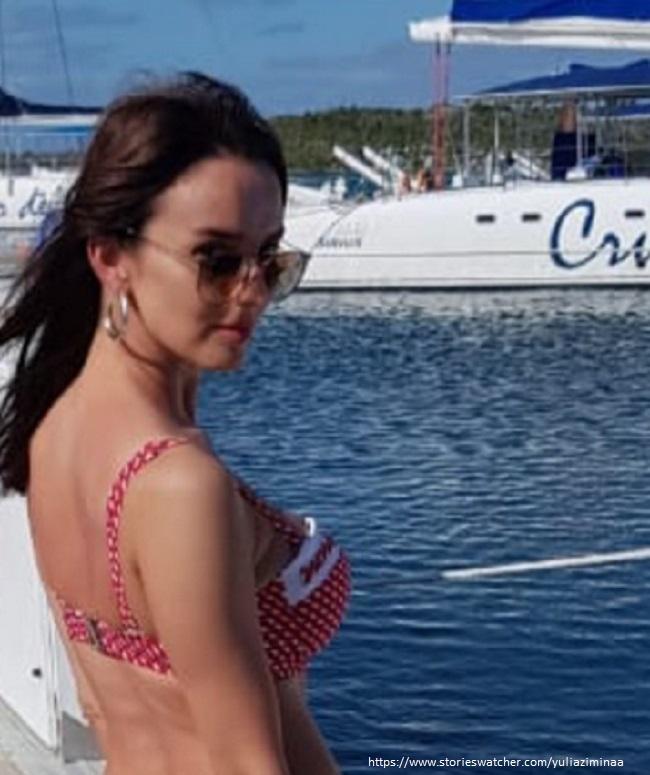 Юлия зимина грудь девушка модель формы работы с детьми