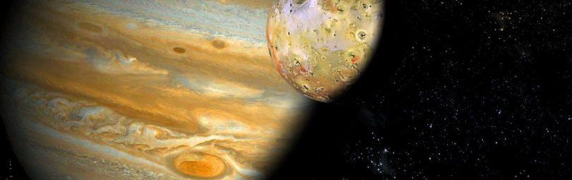 Ио и Юпитер