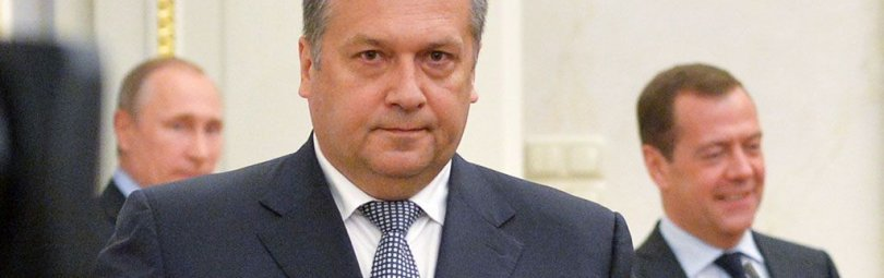 Глава ФСО – генерал ФСО Дмитрий Кочнев.