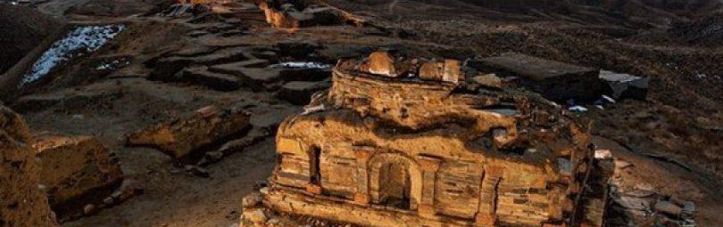 Древние цивилизации на территории современного Афганистана