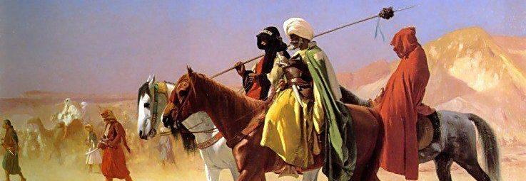 Арабские воины жестоко расправлялись со всеми непокорными племенами, обитавшими на территории современного Азербайджана