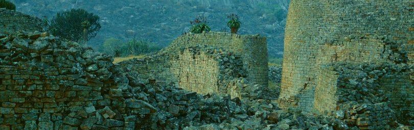 Руины древних государств на территории Зимбабве сохранились до сих пор