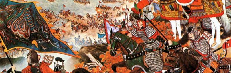Древнее государство Силла во времена своего рассвета отличалось агрессией по отношению к своим соседям