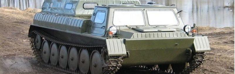 ГАЗ-71 пройдет по любому бездорожью, он незаменим в условиях Севера