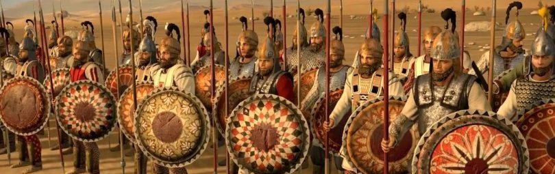 Во времена Древнего Рима армянская армия могла остановить варваров, в несколько раз превышающих их число