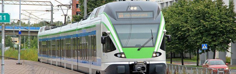 Поезд марки FLIRT