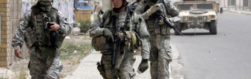 Солдаты США в Ираке