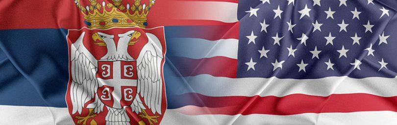 Сербия и США