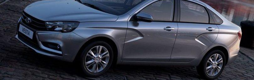 Автомобиль Vesta