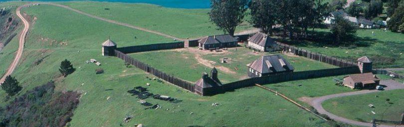 Индейское поселение