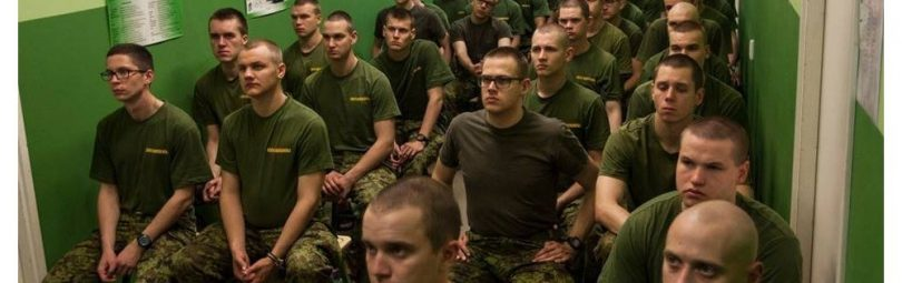 Солдаты Эстонии
