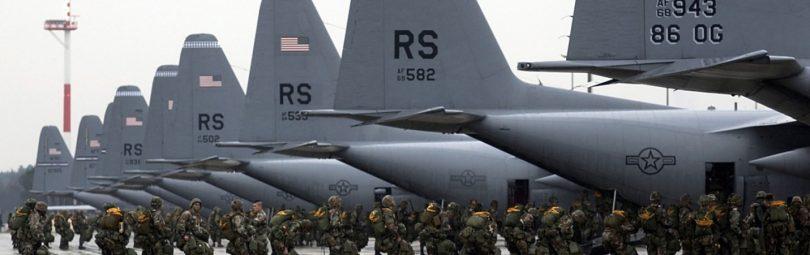 Самолеты США
