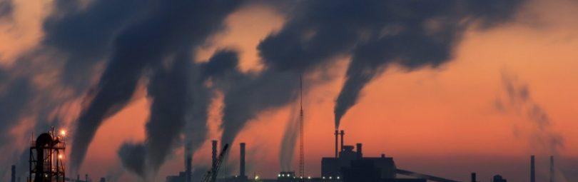 Предприятие-источник парниковых газов