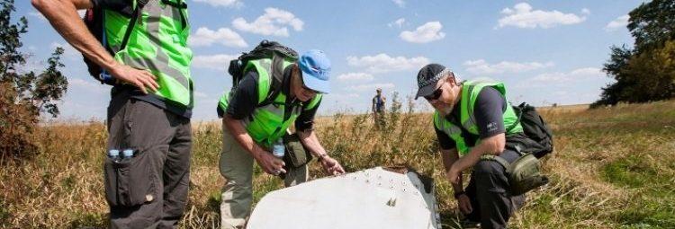 расследование катастрофы авиарейса MH17