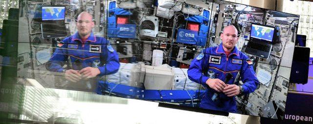 Астронавт ЕКА