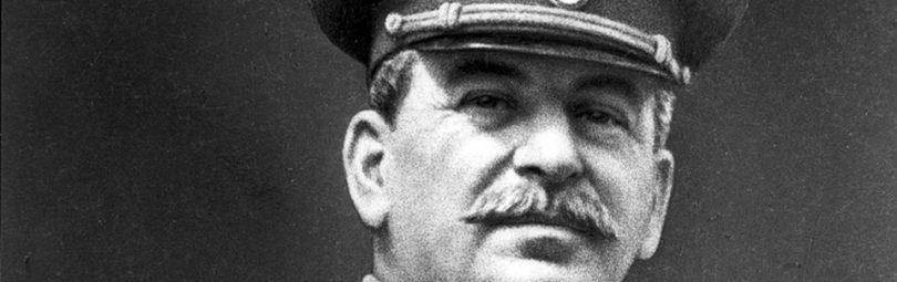 Сталин в военной форме