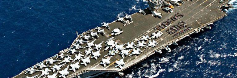 Авианосец США