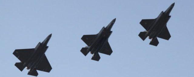 Истребители F-35C