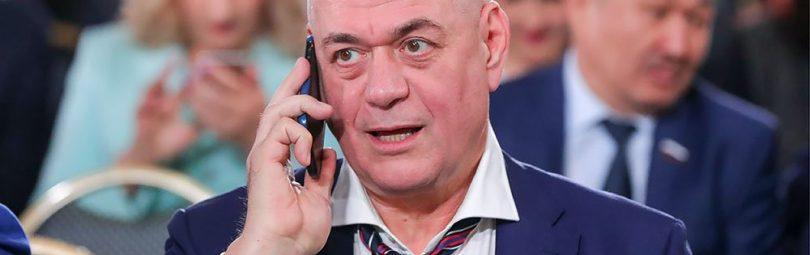 Доренко с телефоном