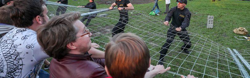 Столкновение в Екатеринбурге