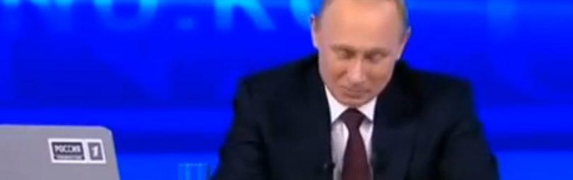 Путин отвечает на вопросы