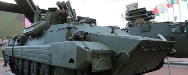Зенитно-ракетный комплекс «Сосна»