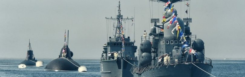 Корабли и субмарины ТОФ
