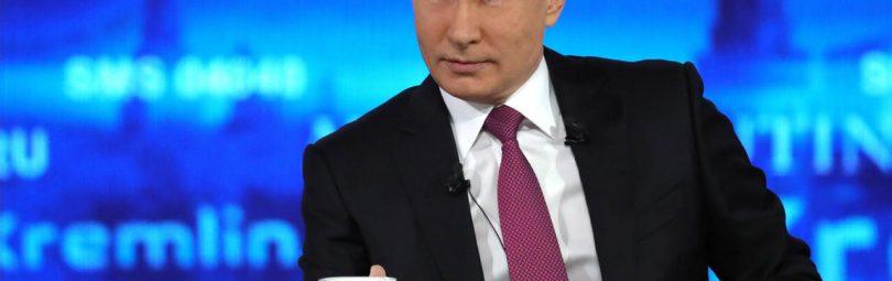 Путин говорит о пенсионном возрасте