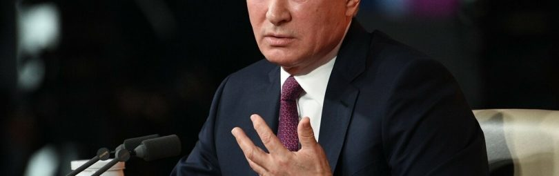 Непопулярный Путин