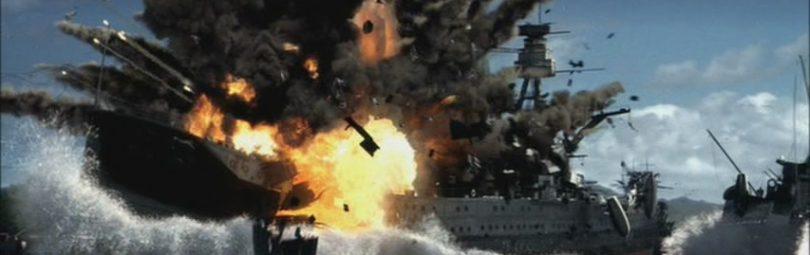 Взрывы на американском крейсере