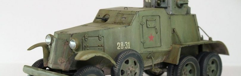 Ижорский бронеавтомобиль