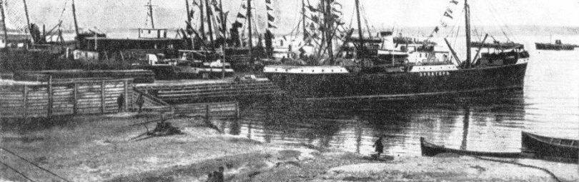 Каспийская военная флотилия, 20-е годы
