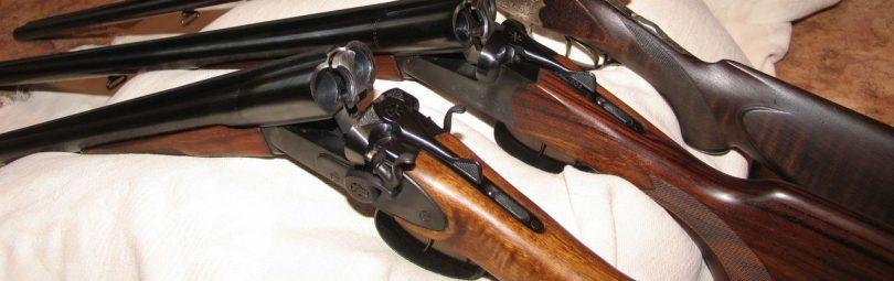 Разные модели ИЖ-43