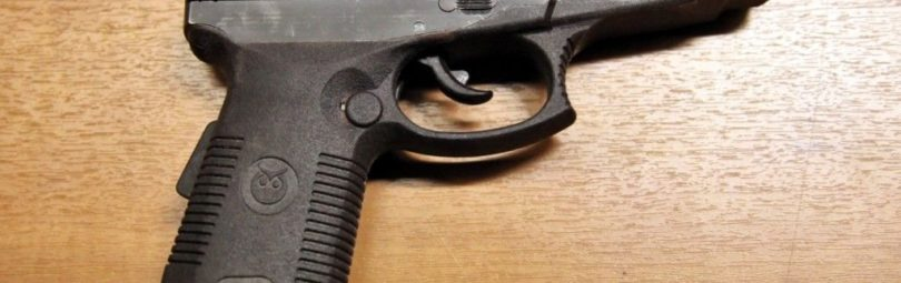 Самозарядный пистолет Сердюкова
